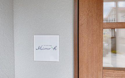 mirror h